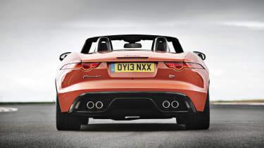ECOTY 2013: Jaguar F-type V8S