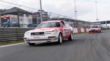 Bonhams Spa Classic - Audi V8