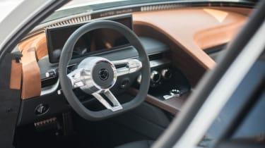 Austro Daimler Bergmeister ADR 630 Shooting Grand interior