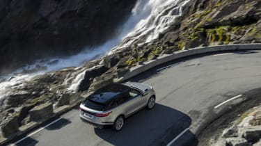 Range Rover Velar scenic
