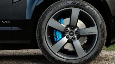 Land Rover Defender V8 MY22 - wheels