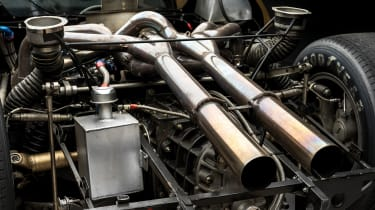 Ford GT40 – engine