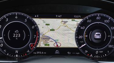 Volkswagen Arteon – Instrument cluster
