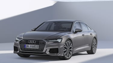 Audi A6 2018 - front static