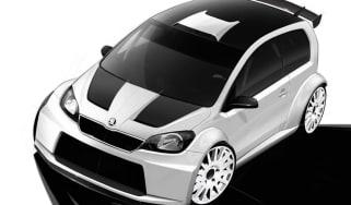 Skoda unveils Citigo Rally