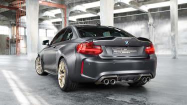 BMW M Performance Parts Concept – rear quarter