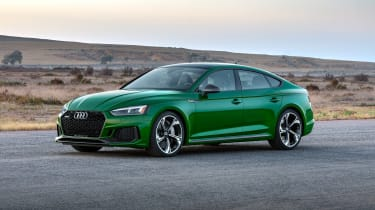 Audi RS5 Sportback - front static