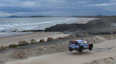 WRC Rally Australia - i20