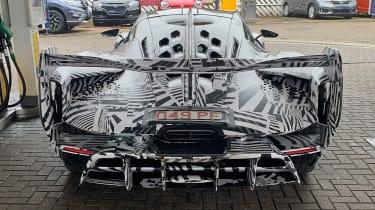 McLaren Sabre spy 3