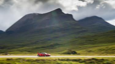McLaren Senna landscape