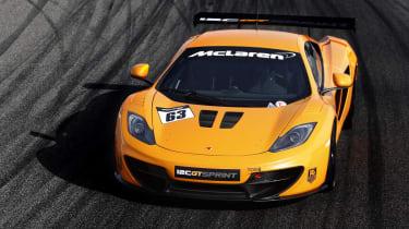 McLaren 12C GT Sprint edition track only
