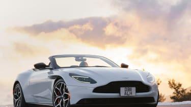 Aston Martin DB11 Volante - front static 3.4