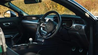 Ford Mustang Steve McQueen Bullitt Edition – interior