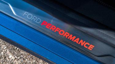 2018 Ford Fiesta ST –sill