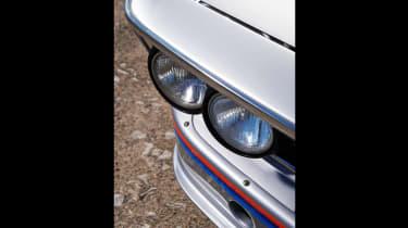 BMW 3.0 CSL front lights