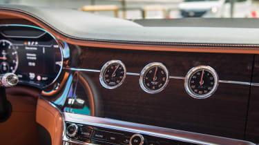 Bentley Continental GT - interior