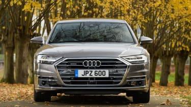 Audi A8 – front