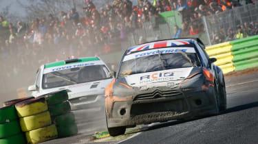 RallyCross Citroen DS3