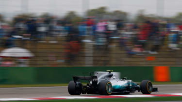 Formula 1: China - Mercedes