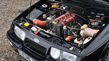 Ford Sierra RS500 Cosworth - Engine