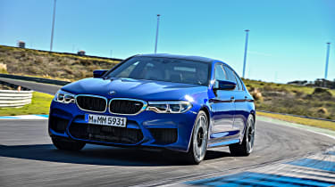 BMW M5 review -