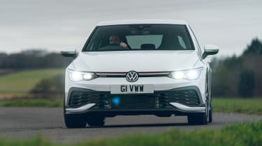 Best hot hatchbacks 2021 - Volkswagen Golf GTI Clubsport