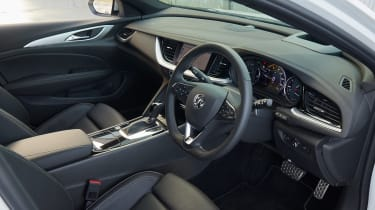Vauxhall Insignia GSi – cabin