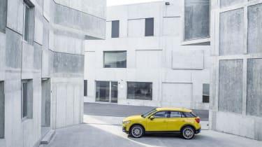 Audi Q2 TFSI side