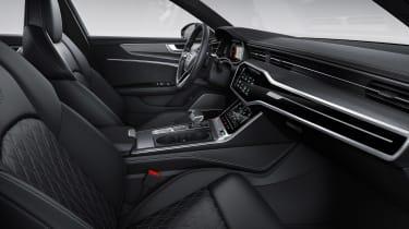 Audi S6 Avant - dash