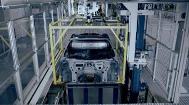 BMW i8 Spyder - front