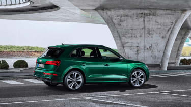 Audi SQ5 TDI 2019 - rear
