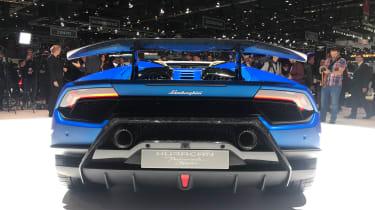 Lamborghini Huracan Performante Spyder - raer