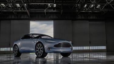 Aston Martin DBX concept - 2017