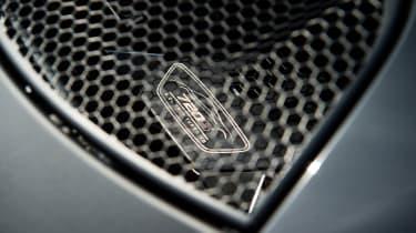DMS McLaren 720S - engine