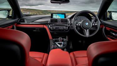 Supertest 1 - M4 interior