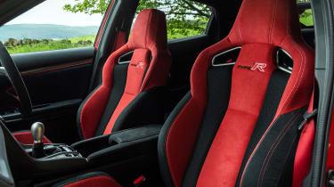 Hot hatchback triple – seats CTR
