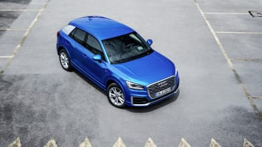 Audi Q2 - press front quarter