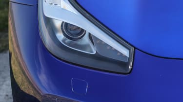 Ferrari GTC4 Lusso T - headlight