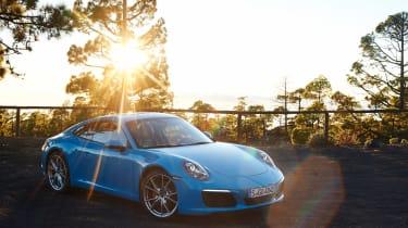 Porsche 911 Carrera S 991.2 - front mood