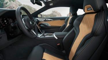 BMW M8 Competition - setas