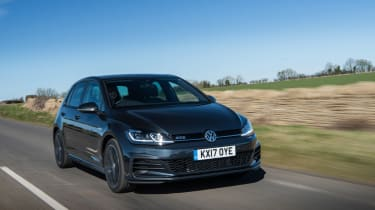 2017 Volkswagen Golf GTD - Front