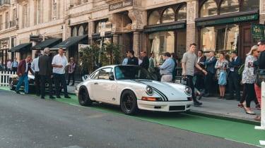 Porsche Stephens Le Mans Classic Clubsport