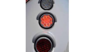 Wiesmann MF4-S rear lights