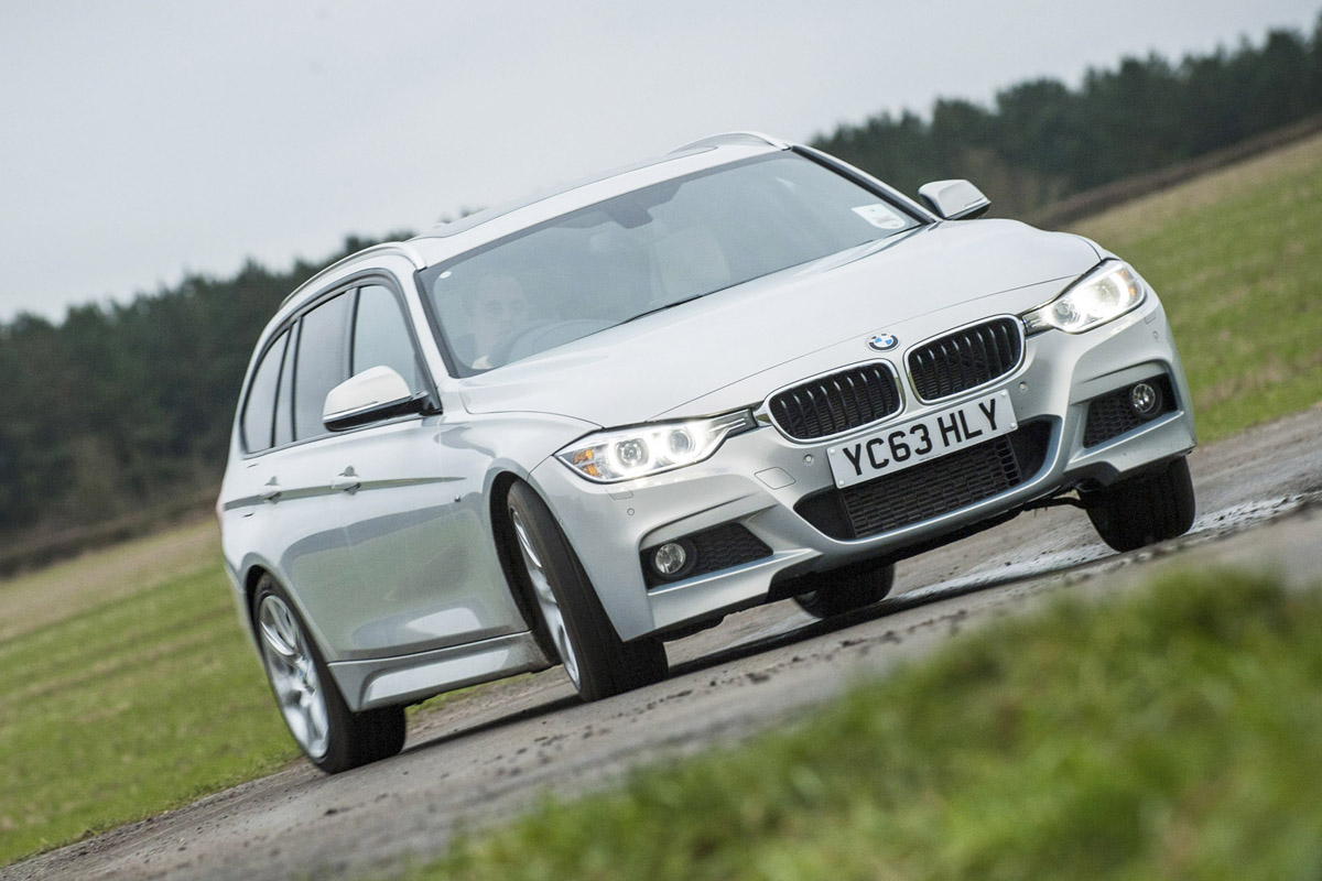 BMW 330d xDrive 4wd review, price and pictures | Evo