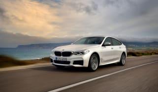 BMW 620d Gran Turismo – front quarter