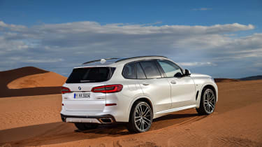 2018 BMW X5 - rear