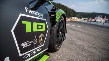 Lamborghini Huracán Super Trofeo Evo 10th Edition - Wheel