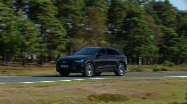 Audi SQ8 TFSI 2021 – pan front