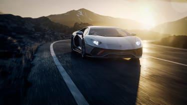 Lamborghini Aventador LP780-4 Ultimae – coupe