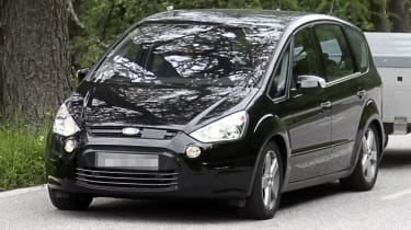 Ford S-Max facelift